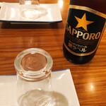 さくら家 - 瓶ビール