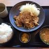 名立谷浜サービスエリア(上り)フードコート - 料理写真: