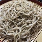 十割蕎麦 韃靼 穂のか - 穂乃果(小盛)