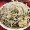ラーメン二郎 - 料理写真:小ブタ(880円)ニンニク