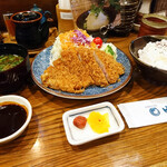 tonkatsuyahirono - とんかつ定食
