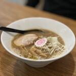 吉み乃製麺所 - 飛出汁らーめん 800円