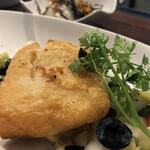 41CURRY - 魚介のエスカベッシュと野菜マリネ