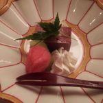 瓢箪の花 - 12 デザート