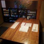 瓢箪の花 - 22 店内・2階掘りごたつ小部屋の一例