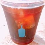 ブルーボトルコーヒー - (参考)友人の飲んだコールドブリュ