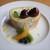 万平ホテル カフェテラス - 料理写真:ロールケーキ