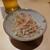 地葉 栄 - 料理写真:箸休めのもやし