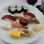 寿司田 - 料理写真: