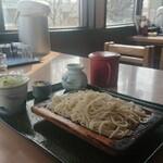 そば辰 - 料理写真:もりそば ¥530