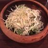 スパゲッテェリア・ピアノピアノ - 料理写真:セットのサラダ