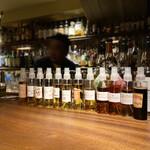 Bar CREAM - 内観