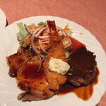 キッチン洋久 - 料理写真:グリルランチ