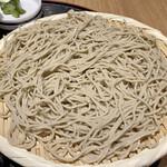 神田箸庵 - 鴨汁けんちん蕎麦セット