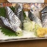 138128367 - 新秋刀魚刺身