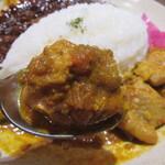 ビストロ オラゲ - 辛口チキンカレー