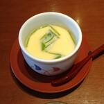 すしダイニング - 茶碗蒸し