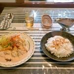 レストラン おにおん - 料理写真: