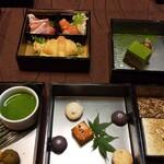 Salon de KANBAYASHI - お重には秋がいっぱい