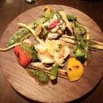haru - メイン鶏料理