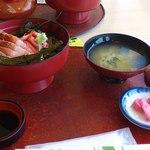 13814574 - 海鮮丼?