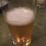 13814775 - まずはビール?