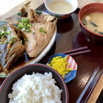 138140740 - 本日の煮つけ定食(ヒラマサ) 900円