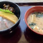 138140742 - 上関海峡 海鮮丼 1,100円
