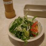 まつ坂 - サラダ