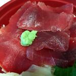 日本橋茅場町 寿司 鮮極 - まぐーろたっぷり