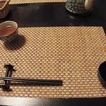 13815125 - 店内 お箸で食べるフレンチ
