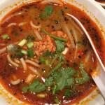 台湾担仔麺 - シメの麺