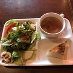 138151901 - サラダ&スープ