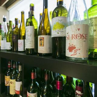 <葡萄酒屋イータ>ならではのボトルワインの価格設定!!