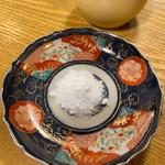 千種豊月 - お塩