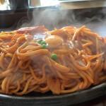 カフェフェリーチェ - 料理写真:スペシャルスパゲティー大盛り