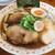 黄昏タンデム - 料理写真:黄昏醤油そばです☆(ちょいトピしております)2020-1005訪問