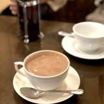 イトーヤ コーヒー ショップ - ココア