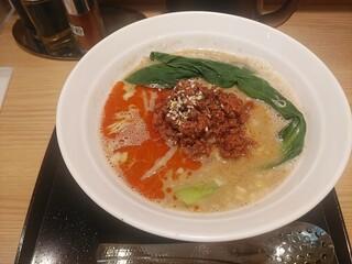 紀州清流担々麺 produce by KEISUKE -