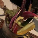 138161068 - 生野菜。