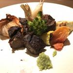 GRILL DINING 薪火 - ヒレステーキ