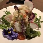 GRILL DINING 薪火 - ポテサラ