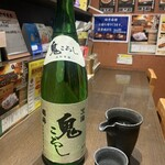 炭焼 豚丼 小豚家 - 日本酒国稀鬼ころし