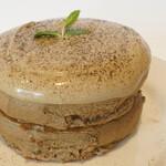 Urth Caffe - Hojicha Mascarpone Pancake
