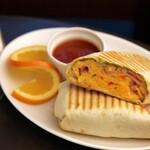 Urth Caffe - Breakfast Burrito