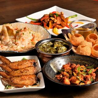 SANTA インディアンキッチン&バー -