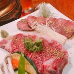 但馬家幸之助 - 料理写真:肉 タン