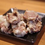 からあげ IBUKI - 砂肝の唐揚げ