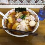 """中華そば 白河屋 - """"あつし""""1,300円♪"""