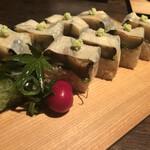 一如庵 - 大和菜寿司